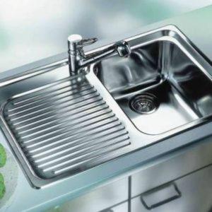 Как подобрать кухонную мойку