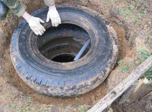 Как сделать выгребную яму на даче своими