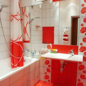 Ремонт в современной ванной