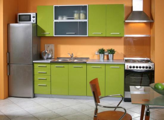 На что ссылаться при выборе цвета кухни