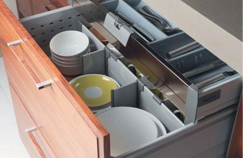 Полезное пространство кухни