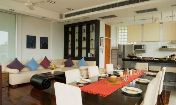 Варианты обустройства однокомнатной квартиры