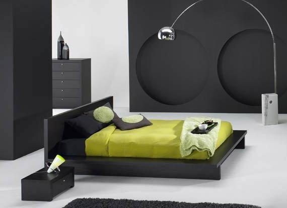 Выбираем цвет для интерьера спальни