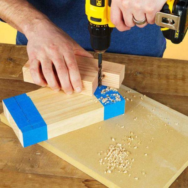 Как сделать деревянный коврик