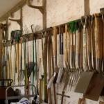 Хранение садово-огородного инвентаря