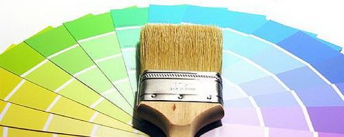 Подбор цвета в интерьере квартиры