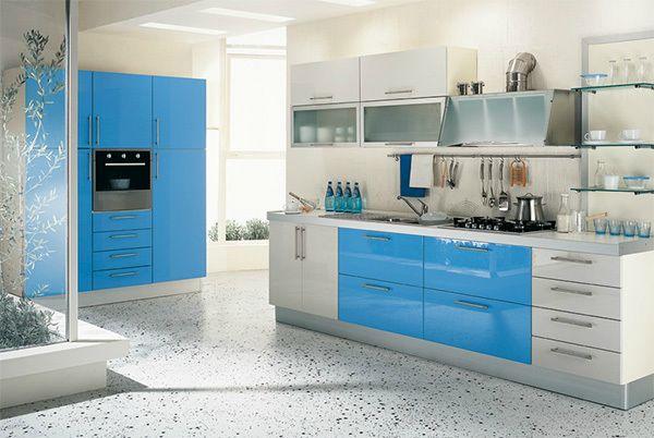 Дизайн уютной кухни