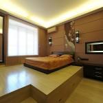 Двухуровневый пол или кровать подиум