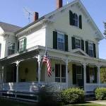 Интерьер американского дома
