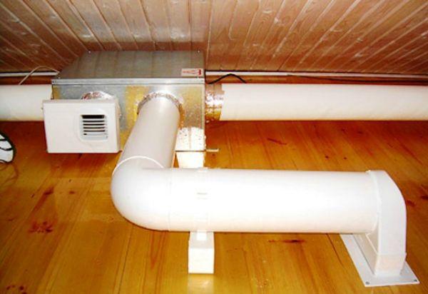 Механическая вентиляция. Рекуператор