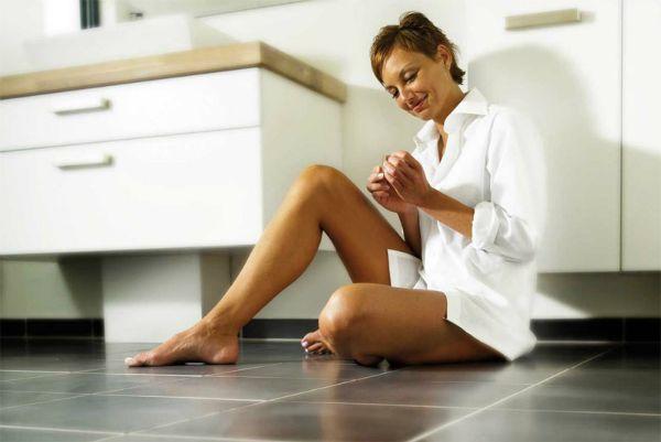 Теплые полы - преимущества и недостатки