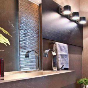 Ванная комната. Секреты освещения