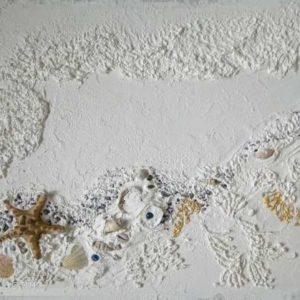 Рельефная штукатурка стен