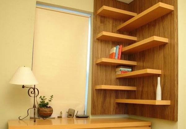 Полка-как украшение в доме