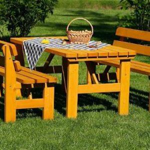 Как правильно выбрать садовую мебель?