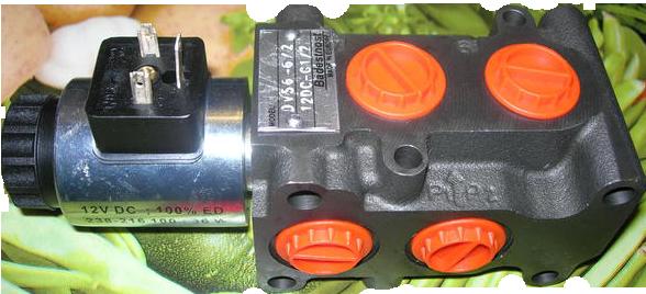 Особенность оборудования гидрораспределителя