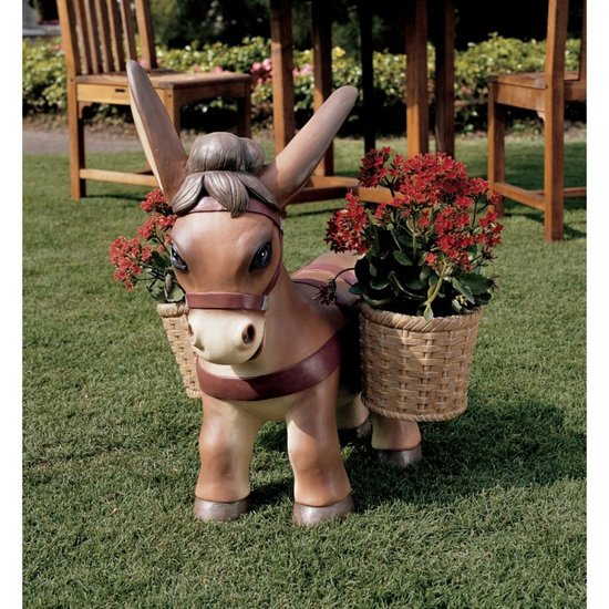 декоративные садовые фигурки