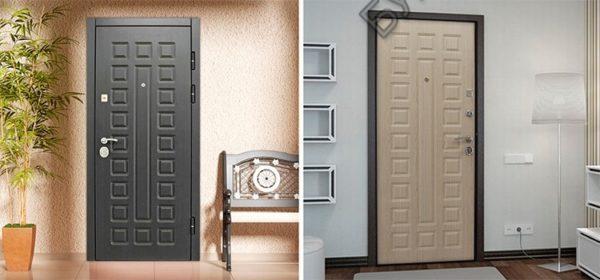 """Входные двери в квартиру от компании """"Стальная линия"""""""