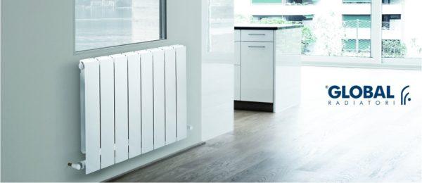 Современное отопление, популярность алюминиевых и биметаллических радиаторов