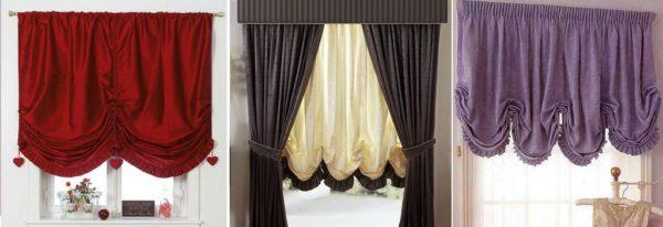 Дизайн и пошив штор на заказ в Киеве и пригороде