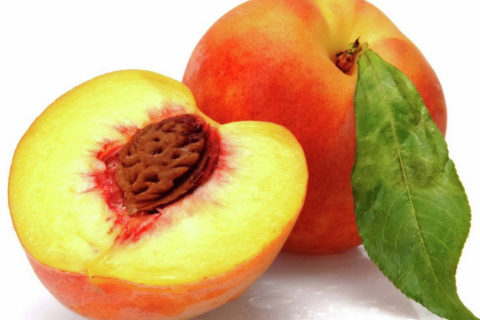 Сортовые персики порадуют вас щедрым урожаем