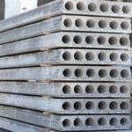 Плиты перекрытия или межэтажные панели для строительства
