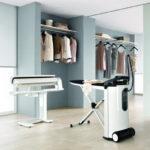 Удобный уход за бельем: гладильные машины Miele
