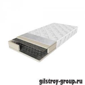 Матрас Эко 53 с эффектом зима-лето, 200x140, пружинный блок