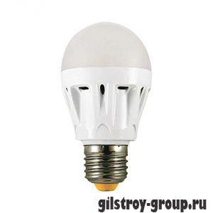 Лампа светодиодная Extra led, A60, 10 Вт, 4000 K, 230 В, Е27