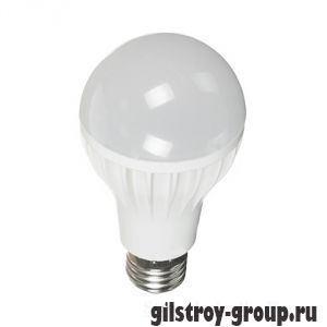 Лампа светодиодная Extra led, A65, 12 Вт, 4000 K, 230 В, Е27