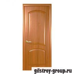 Межкомнатная дверь Новый Стиль Антре А Интера Deluxe, 2000x600x34, ольха, шт.
