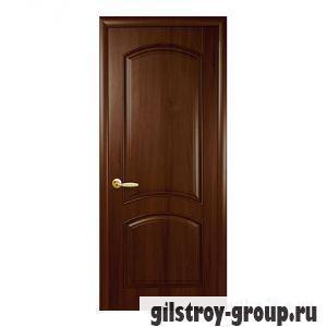 Межкомнатная дверь Новый Стиль Антре А Интера Deluxe, 2000x600x34, орех, шт.