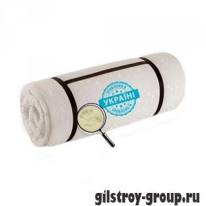 Матрас MatroLuxe Matro-Roll Дабл Комфорт, 190x90, беспружинный