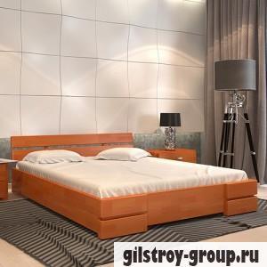 Кровать Arbor Drev Дали 160х190 см, сосна, ольха