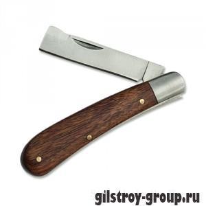 Нож садовый складной (окулировочный) Bradas Okulizak (KT-RG1202)