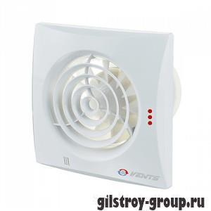 Вытяжной вентилятор Vents Квайт 100 с обратным клапаном