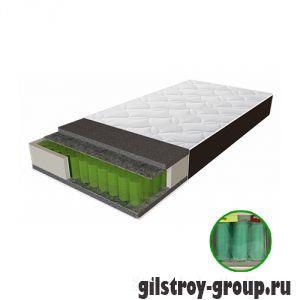 Ортопедический матрас Sleep&Fly Organic Epsilon, 200x180, пружинный блок