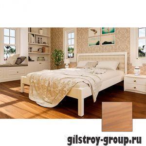 Кровать ЧДК Ретро, 90х200 см, ольха