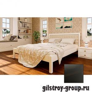 Кровать ЧДК Ретро, 90х200 см, венге
