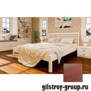 Кровать ЧДК Ретро, 90х200 см, яблоня