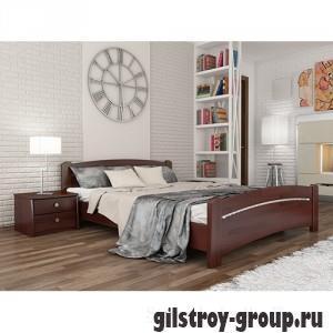 Кровать Эстелла Венеция, 180х200 см, массив бук, 104 махонь
