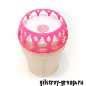 Влагопоглотитель Воложка, розовый