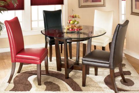 Стулья для кухни и не только. Особенности материалов стульев