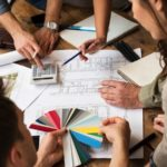 Создание дизайна интерьера и авторский надзор