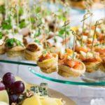 Кейтеринг на банкет и выездной повар в Москве