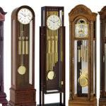 Напольные часы с маятником и боем