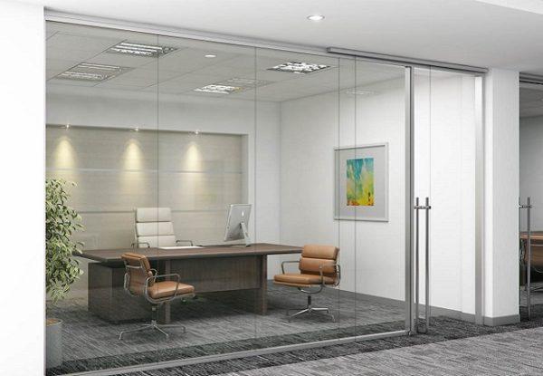 Офисные перегородки для усиления звукоизоляции