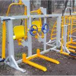 Детское спортивное оборудование для школ и площадок