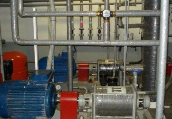 Промывка системы отопления. Удаление накипи и отложений