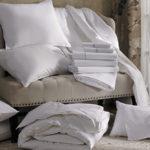 Текстильное белье в СПб — подушки, одеяла, пледы